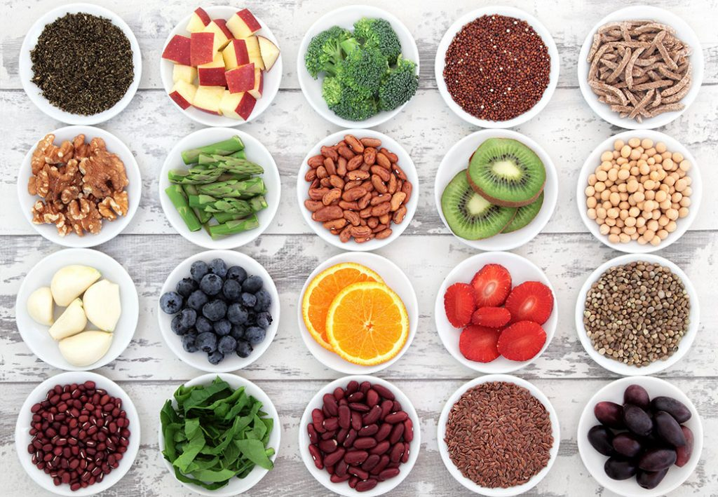 The best antioxidant foods